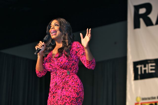 Niecy Nash Women's Empowerment 2014