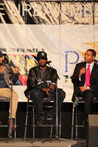 James Fortune Black Men Revealed Women's Empowerment 2014
