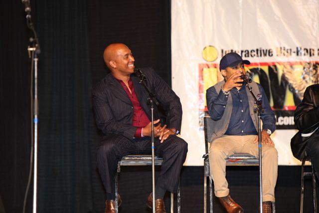Black Men Revealed Women's Empowerment 2014