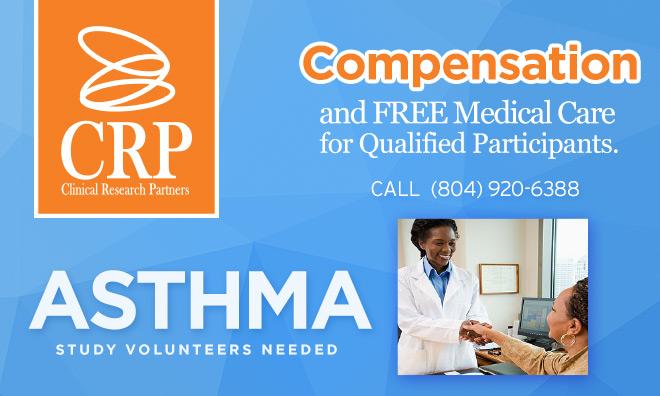 CRP - ASTHMA - DL