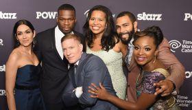 50 cent Power season 2 premiere