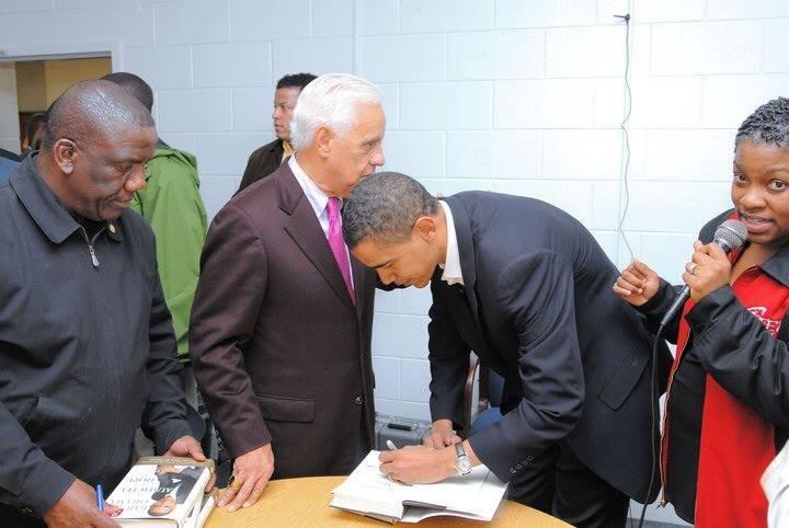 Community Clo Interviews President Barack Obama