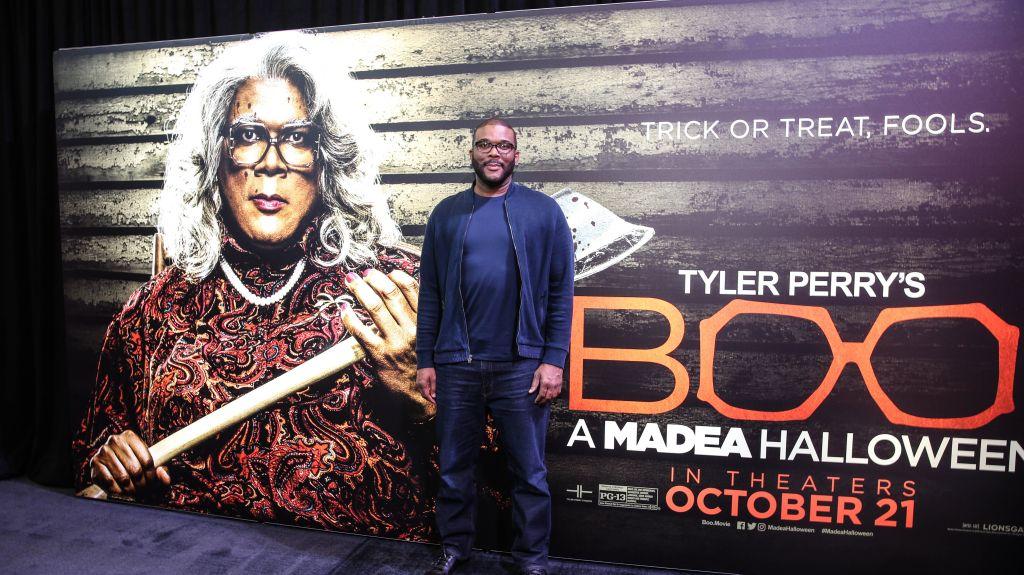 Tyler Perry's 'Madea's Halloween' Atlanta Screening