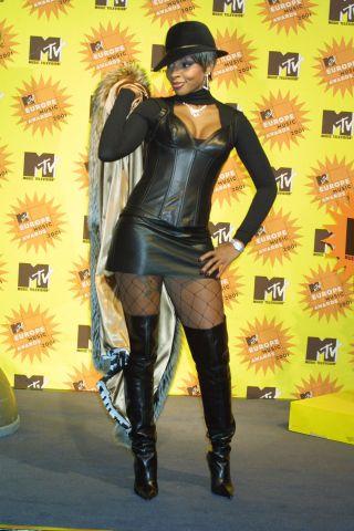 MTV EUROPE MUSIC AWARDS 2001