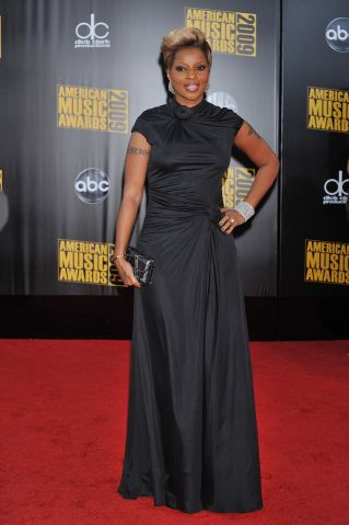 USA - The 2009 American Music Awards - Arrivals