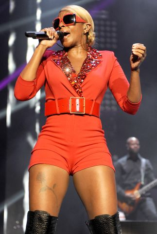 USA - Music - Mary J. Blige In Concert