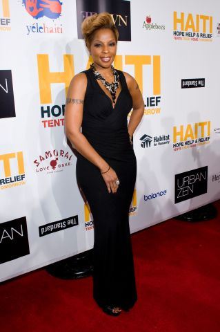 USA - 'Hope Help & Relief Haiti - A Night Of Humanity' in New York City
