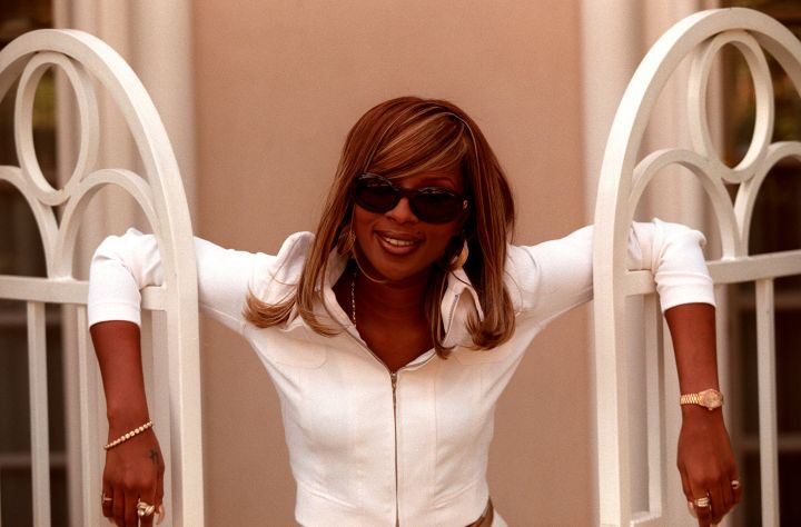 CA.Mary J. Blige.1a..0306.CK/9 Mary J. Blige, famed R&B Singer, the Queen of Hip–hop Soul. PHooto ta
