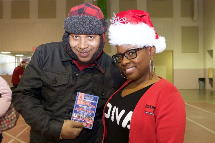 Radio One Richmond Holiday Toy Drive