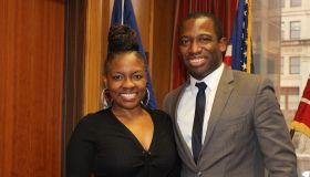 Interview with Mayor Levar Stoney