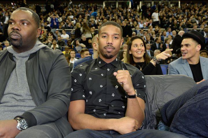 NBA Global Games London 2016 VIP Courtside