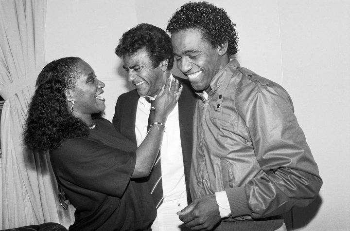 Patti LaBelle, Johnny Mathis, and Al Green