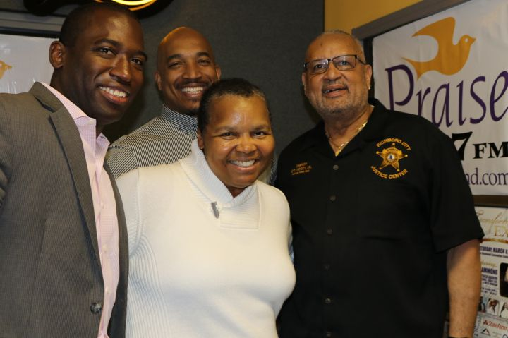 """Mayor Levar Stoney Drops By To Help """"Send A Kid To Camp"""""""