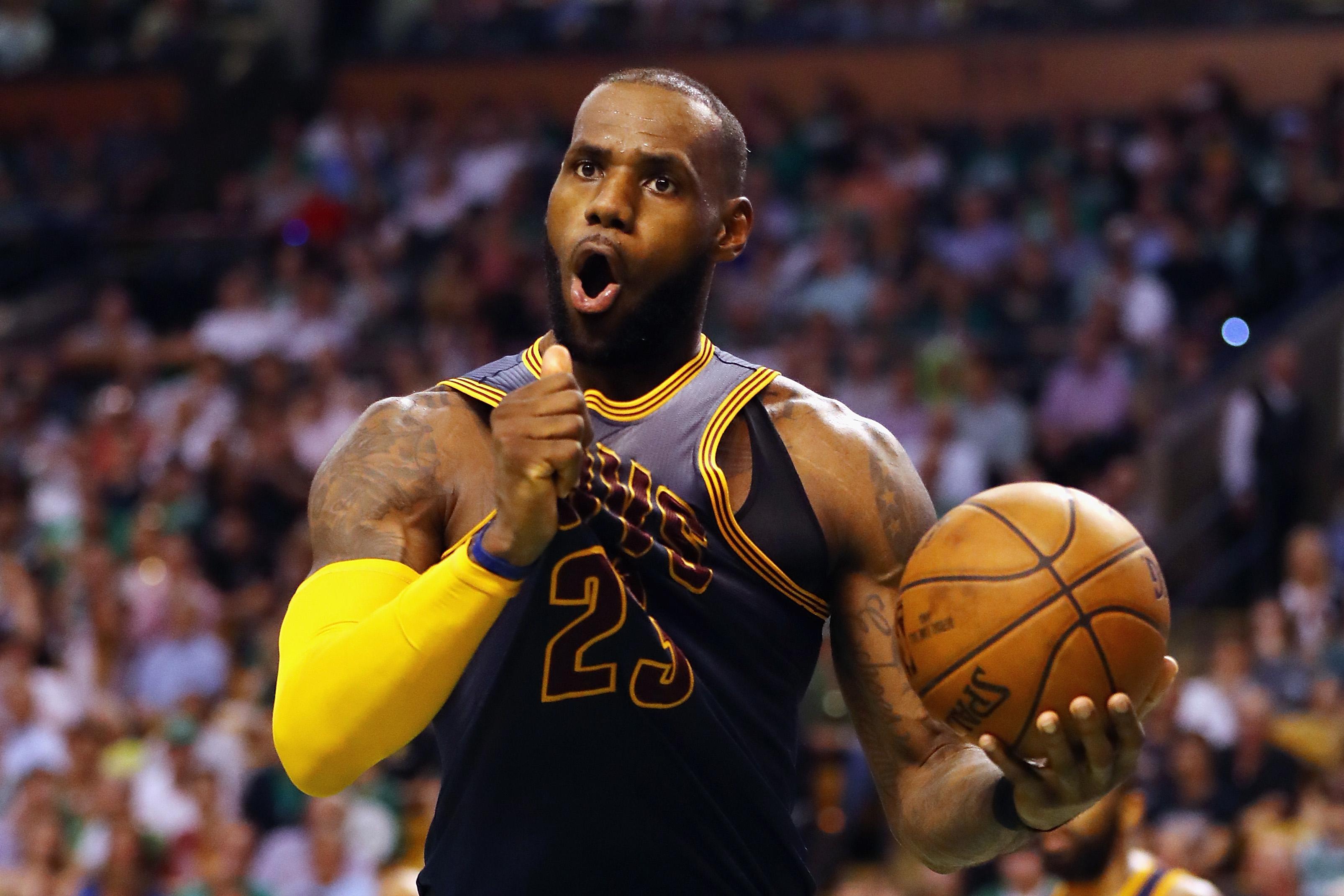 Cleveland Cavaliers v Boston Celtics - Game One