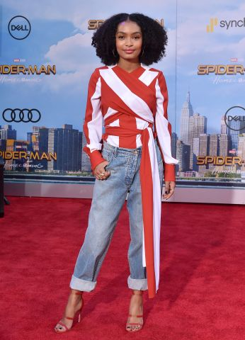 Premiere Of Columbia Pictures' 'Spider-Man: Homecoming' - Arrivals