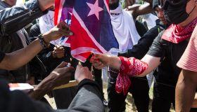 White Supremacists and Counter Protestors Clash in Charlottesville