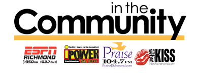in the community logo