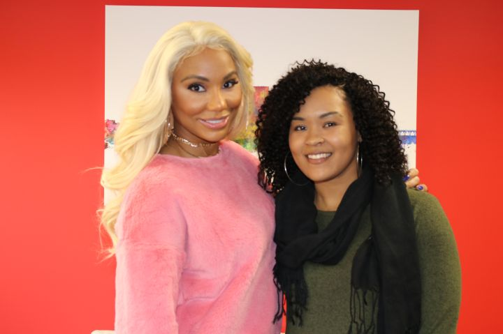 Tamar Braxton Meet & Greet
