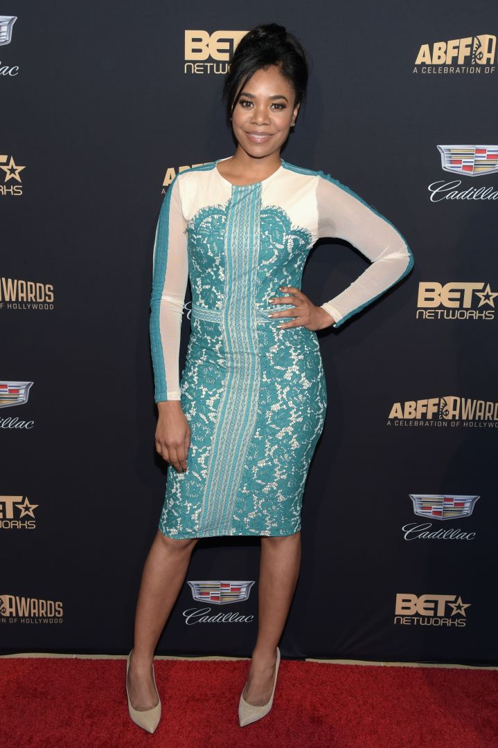 2016 ABFF Awards: A Celebration Of Hollywood – Arrivals
