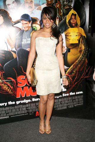 Special Red Carpet Screening of Dimension Films' 'Scary Movie 4', arrivals.