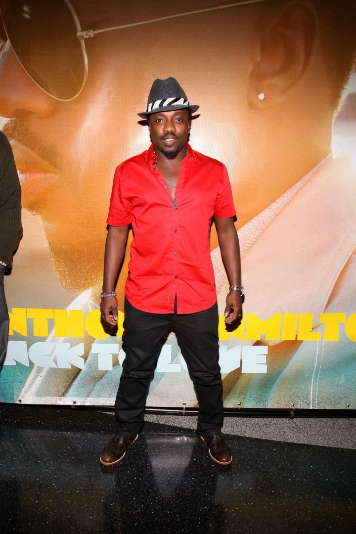 The Experience With Anthony Hamilton