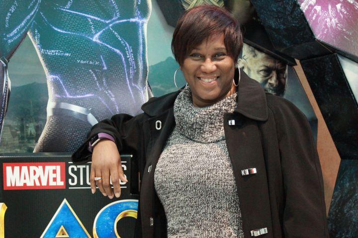 Black Panther Premiere - Radio One Richmond