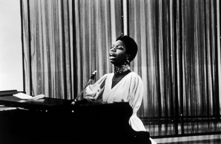 Nina Simone...