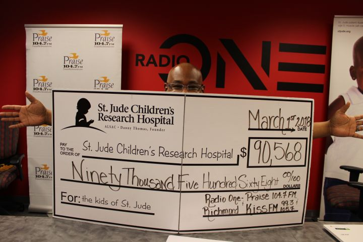 St. Jude Radiothon - Richmond