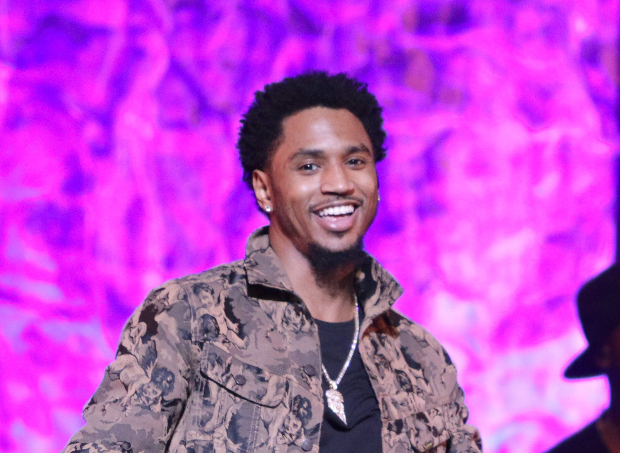Trey Songz Performs At The Novo By Microsoft