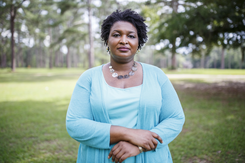 Stacey Abrams Enters Georgia Gubernatorial Race