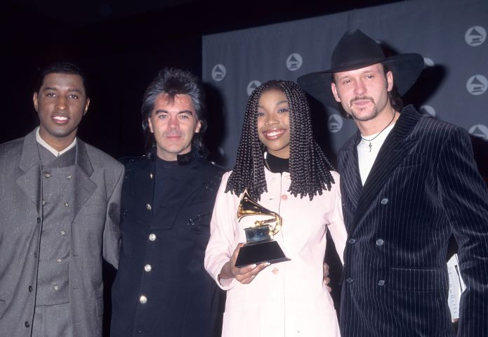 38th Annual Grammy Awards Nominations