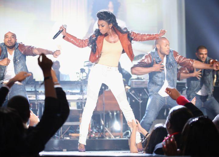 2012 BET Awards – Show