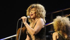 Tina Turner 50th Anniversary Tour At Madison Square Garden