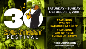 The 2nd Street Festival