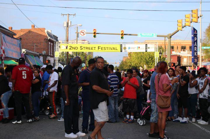 2nd Street Festival 2018
