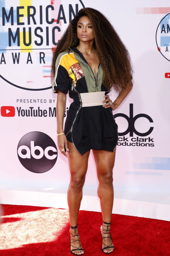 American Music Awards 2018 in Los Angeles