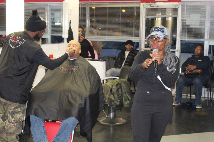 Barbershop Talks