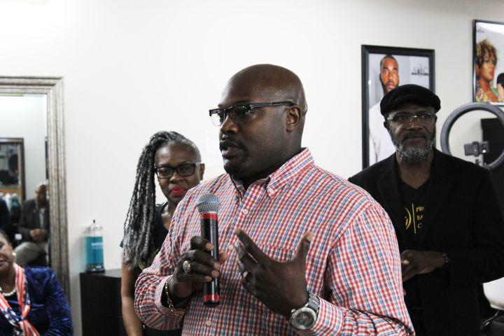Barbershop Talks - Nov 9, 2018