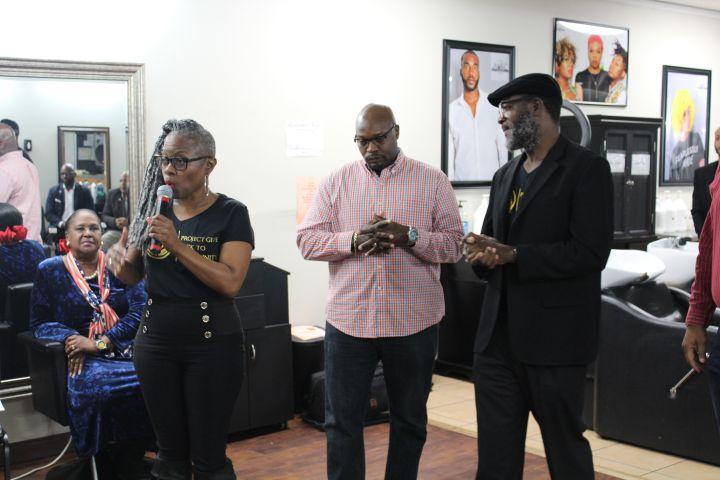 Radio One Barbershop Talks - Nov 9, 2018