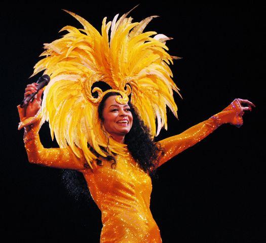 Diana Ross...