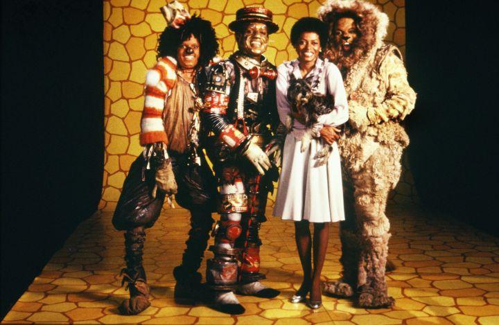 The Wiz Cast