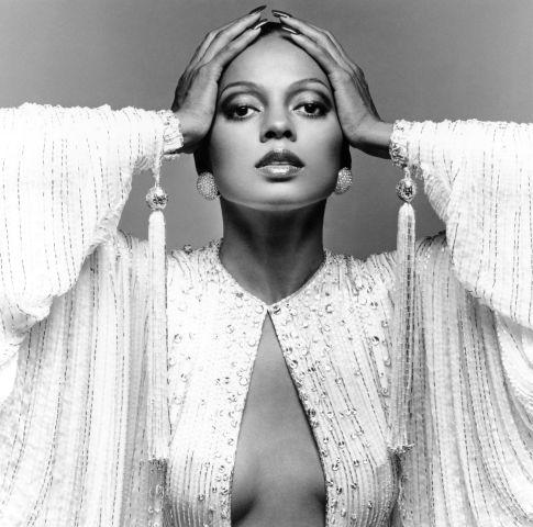 Diana Ross Publicity Shot