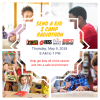 Send a Kid to Camp flyer