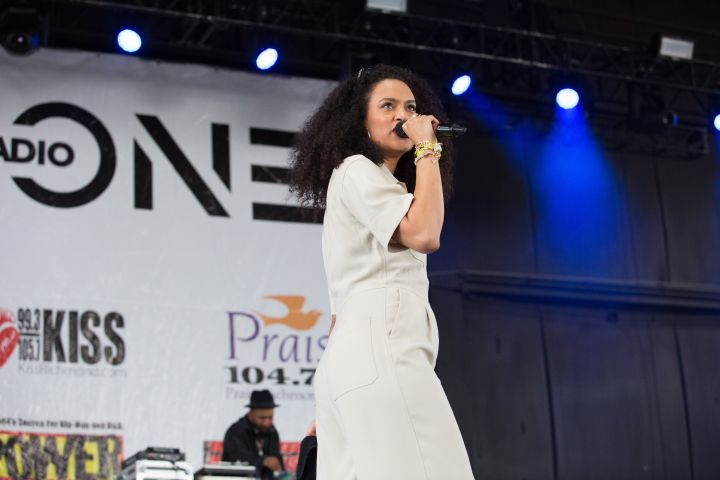 Stone Soul 2019 -- Nicole Bus