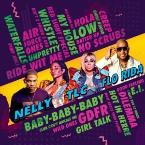 Nelly, TLC & Flo Rida