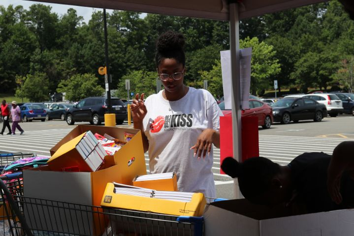 Prep For Success Back To School Drive