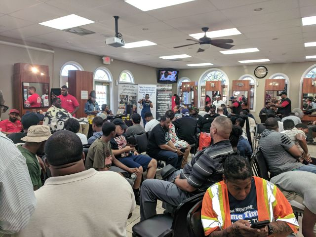 Barbershop Talk