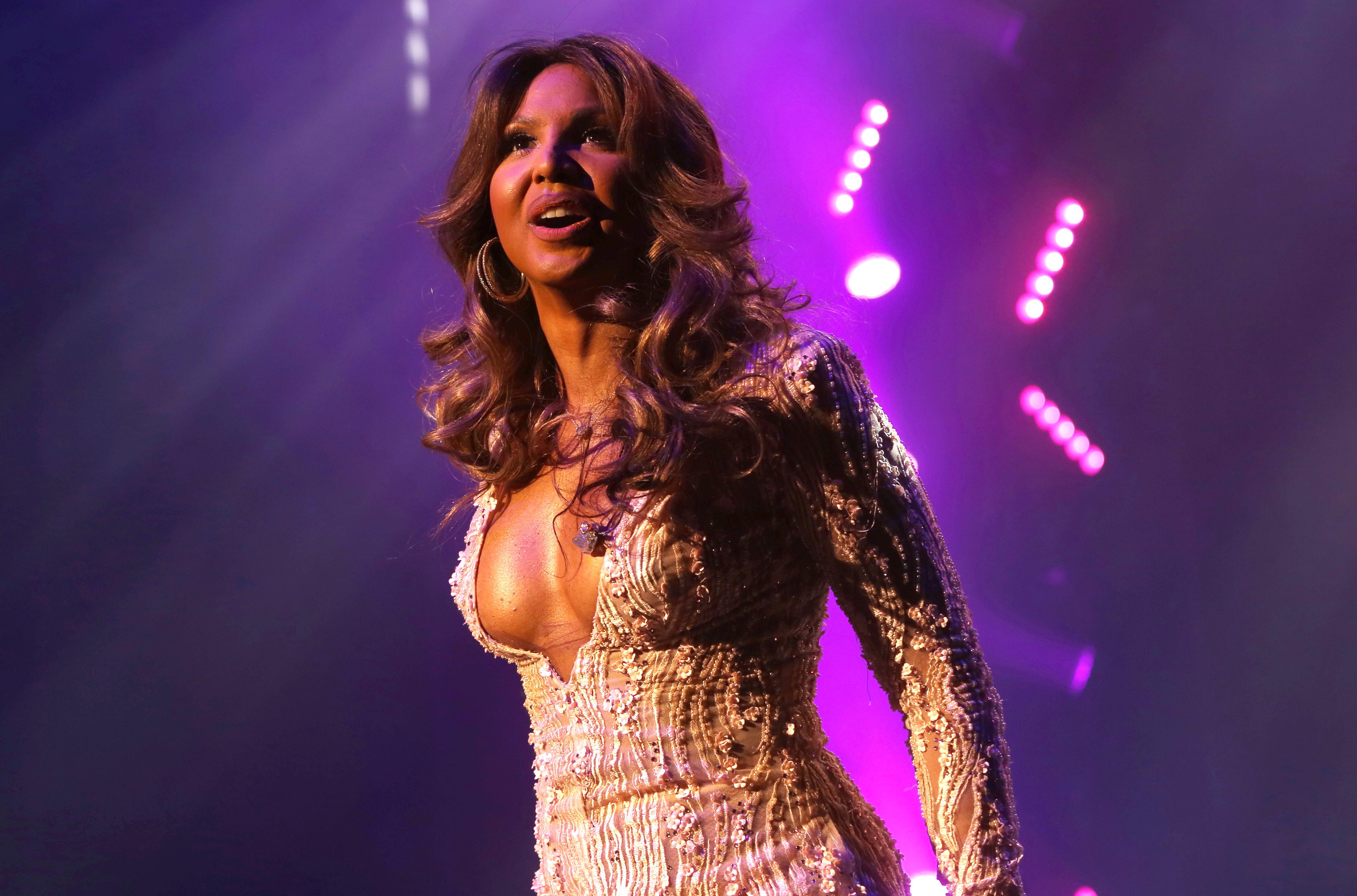 GRAMMY Park Artist Spotlight: Toni Braxton performs live