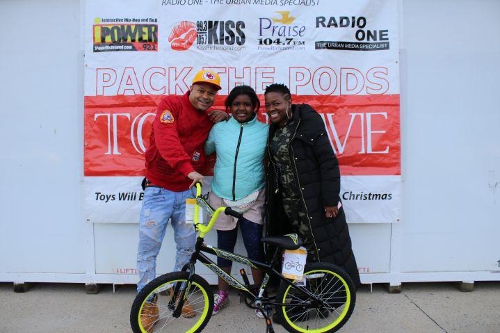 Radio One Toy Drive 2019