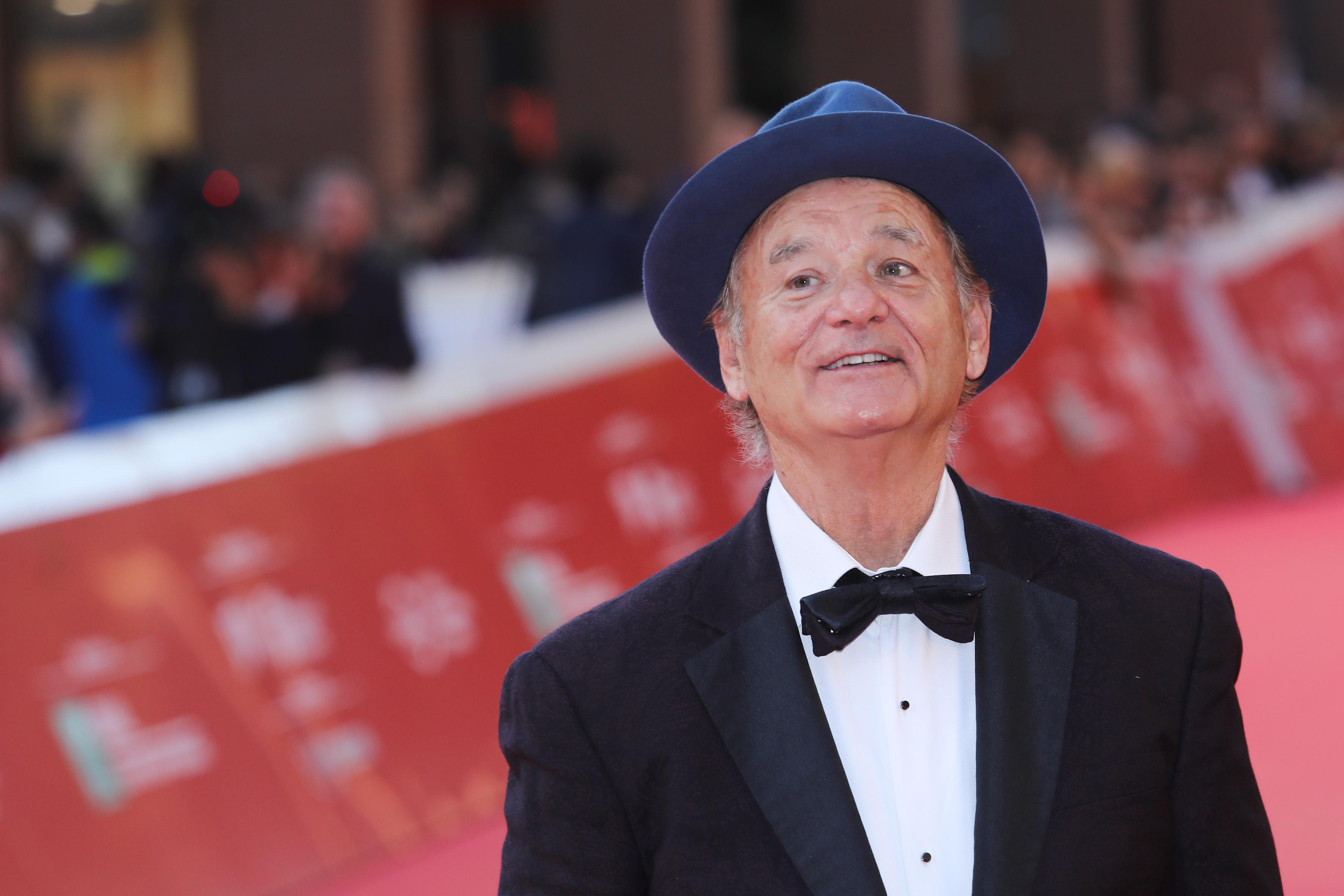 14th Rome Film Festival - Bill Murray Masterclass - Red Carpet